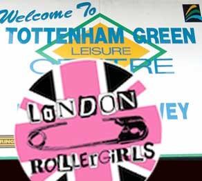 LondonRollerGirls-TottenhamGreen