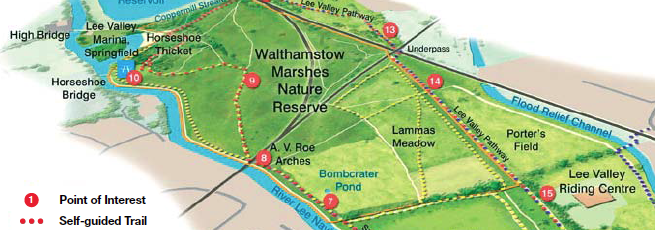 Walthamstow-Marshes-map