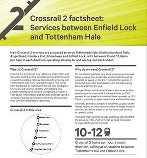 Crossrail 2 at Tottenham Hale